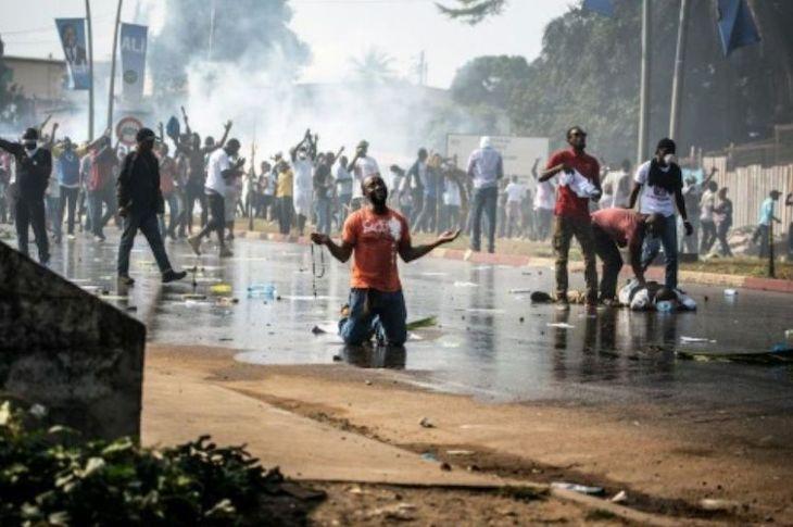 RDC : Abarenga 12  baguye mu mvururu zishingiye ku moko.